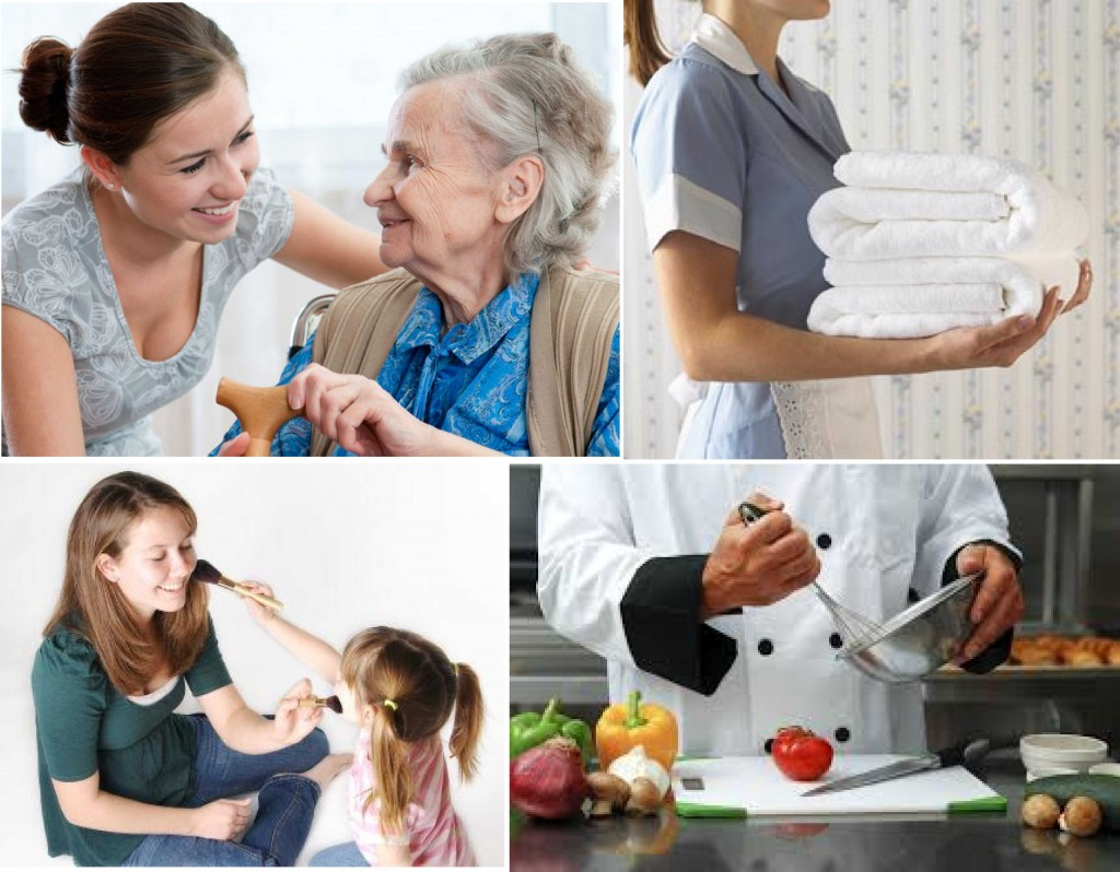 servicio-doméstico